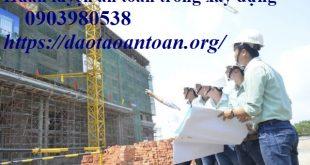 Huấn luyện an toàn trong xây dựng