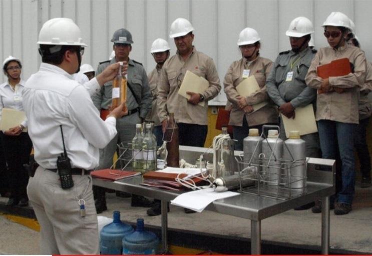 đào tạo an toàn hóa chất theo NĐ 113 tại Long An