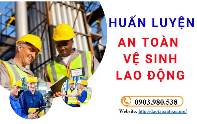 đào tạo an toàn lao động nhóm 1, 2, 3, 4, 5, 6