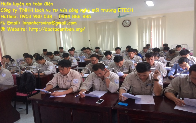 Huấn luyện an toàn điện