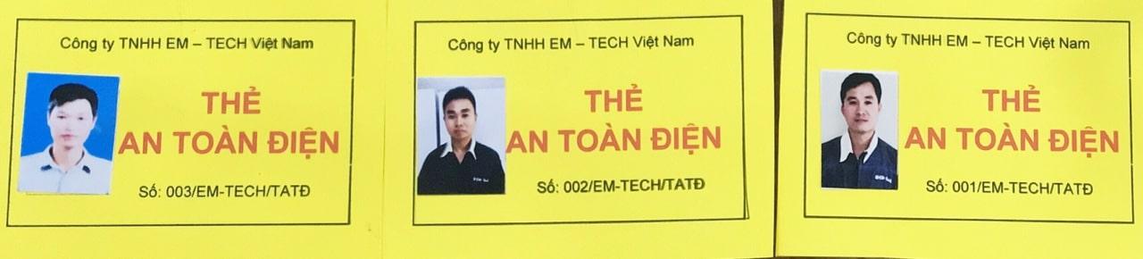 thẻ an toàn điện tt 31/2014