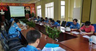 Huấn luyện an toàn Công ty Xi măng Hà Tiên