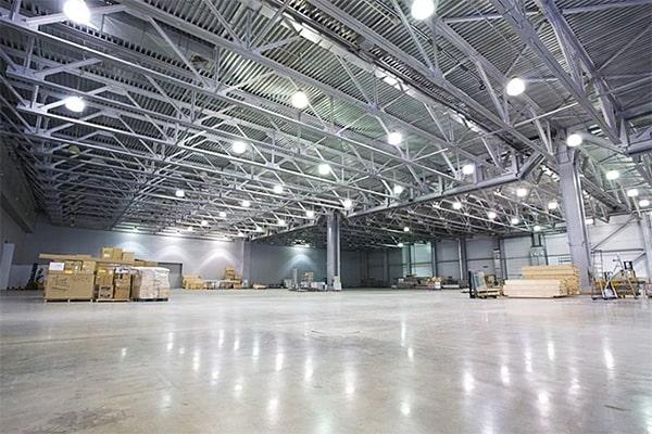 Tiêu chuẩn chiếu sáng nhà xưởng công nghiệp